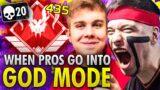 When Pros go into GOD MODE – Apex Legends highlights