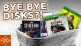 Xbox & PS5: Death Of The Disk
