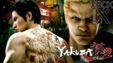 Yakuza Kiwami 2 (Xbox Series X) Backwards Compatibility Gameplay [4K 60FPS]