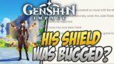 Zhongli's SHIELD Was Bugged?! It'll Be EVEN STRONGER Now! Genshin Impact