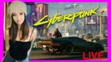 im hungry….. FOR MORE CybER pUNk!!!!!    cYBERpUNK 2077 LIVE