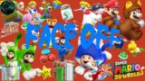super Mario 3d world face off (NOT A LET'S PLAY)