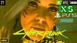 Cyberpunk 2077 [PC Xbox Series X|S PS5] Walkthrough | RTX 3080 | 4K 60FPS Ultra | Part 27