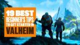 19 Beginner's Tips to Get You Started in Valheim – Valheim Beginners Guide Tips & Tricks PC Gameplay