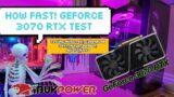3070 RTX: How Fast? Testing Minecraft, Cyberpunk 2077, Adobe Creative Suite, Autodesk Maya, Blender