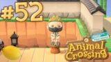 52) Animal Crossing: New Horizons Playthrough | Spooky Nutt