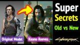 7 Super Secrets in Cyberpunk 2077: Original Johnny Silverhand Concept Art