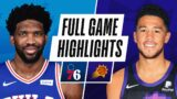 76ERS at SUNS | FULL GAME HIGHLIGHTS | February 13, 2021