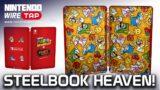 AMAZING Super Mario 3D World Steelbook Coming to… Korea?   Nintendo Wiretap