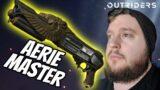 Aerie Master Outriders LEGENDARY Shotgun #shorts