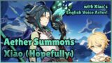 Aether's Voice Actor Pulls for Xiao! (Featuring Xiao's English VA) | Genshin Impact