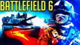 BATTLEFIELD 6: NEW AMBITIOUS Battlefield Game From DICE! (BF6 Leaks & NEWS)