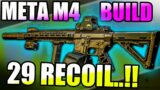 BEST M4 Meta Build in Escape from Tarkov 12.9 (Low Recoil Weapon Build EFT)