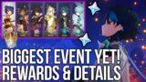 BIG Rewards & News You Don't Want to Miss! Lantern Rite Event Genshin Impact Xiao Story