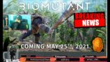 BioMutant-BREAKING NEWS(Offical Release Date!)