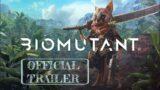 Biomutant – Official Trailer   