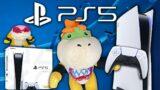 Bowser Junior's PS5! – Super Mario Richie