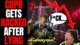 CD Projekt Red Gets HACKED After LYING About Cyberpunk 2077 Security Vulnerabilities