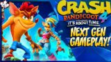 CRASH BANDICOOT 4 – PS5 AND SERIES X GAMEPLAY!!