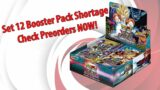 Check your Dragon Ball Super Preorders now – January Card Game News