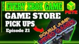 Collecting Every Original Xbox Game – DOUBLE JUMP VIDEO GAMES – Ep 21