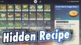 Crab, Ham & Veggie Bake Recipe Genshin Impact
