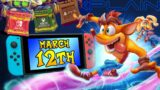 Crash 4: It's About Time Coming To Switch, PS5, & Xbox X/S Next Month!