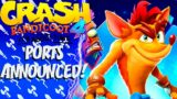 Crash Bandicoot 4: It's About Time – PS5, Xbox Series X/S, Nintendo Switch & PC Ports ANNOUNCED!