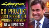 Cyberpunk 2077 – CDPR Just Upset The Wrong Person!  YIKES!  Plus New PS5 and Days Gone on PC!