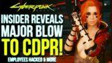 Cyberpunk 2077 News – Insiders Reveals Details of CDPR Hack, Employees Data Stolen & More!
