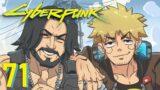 Cyberpunk 2077 PS5 Walkthrough Part 71 | Date Night With Rogue