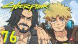 Cyberpunk 2077 PS5 Walkthrough Part 76 | The Samurai Reunion Tour
