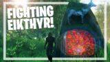 DEFEATING EIKTHYR SOLO – Valheim's First Boss! – Valheim Survival Gameplay Part 3