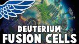 Deuterium Fusion Cells   Dyson Sphere Program Episode 15