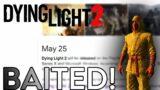 Dying Light 2 Fans Just Got Jebaited…