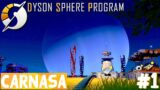 Dyson Sphere Program #1   SMELTING AND BELTING   Letsplay – Early Access