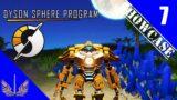 Dyson Sphere Program Showcase – Cosmic Factories – Episode 7