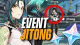 EVENT 1.3 : Jitong, les couleurs de la fortune Genshin Impact FR