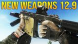 Escape from Tarkov – All 5 New Weapons Showcase
