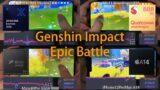 Exynos 2100 vs Snapdragon 888 vs Kirin 9000 vs A14 Epic Genshin Impact Test of 2021 Flagship Phones