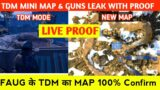 FAUG GAME TDM MAP AND GUNS UPDATE WITH PROOF   FAUG TDM UPDATE   FAUG  V5 MODE LAUNCH DATE FAUG NEWS