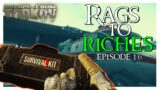 Fighting through the PAIN | Escape From Tarkov: Rags to Riches [S4Ep16]