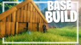 First Boss Fight Preparations & Base Building! – Valheim Survival Gameplay Part 2