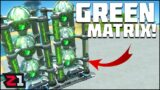 GREEN MATRIX Crafting and MORE Factory Building! Dyson Sphere Program Ep.19 | Z1 Gaming