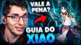 GUIA DO XIAO: O MAIOR DPS DO JOGO | GENSHIN IMPACT