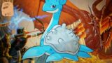 Game News: How To Turn Lapras From Pokemon Into A D&D Monster