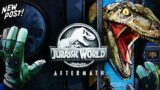 Game News: Review: Jurassic World Aftermath