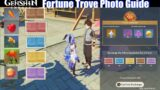 Genshin Impact – Fortune Trove Photo Guide (Five Flushes of Fortune Event)