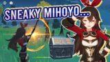 Genshin Impact Hidden Chest You Might Have Missed (Mingyun Village)