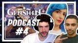 Genshin Impact Podcast #4 ft. RaF2P, Kyradesu y xZeell